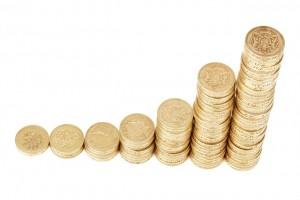 Gráfico monedas