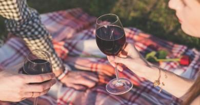 Ventajas del vino tinto
