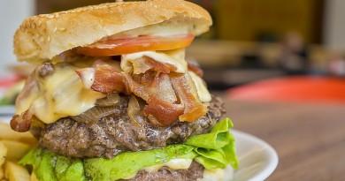 hamburguesa apetitosa