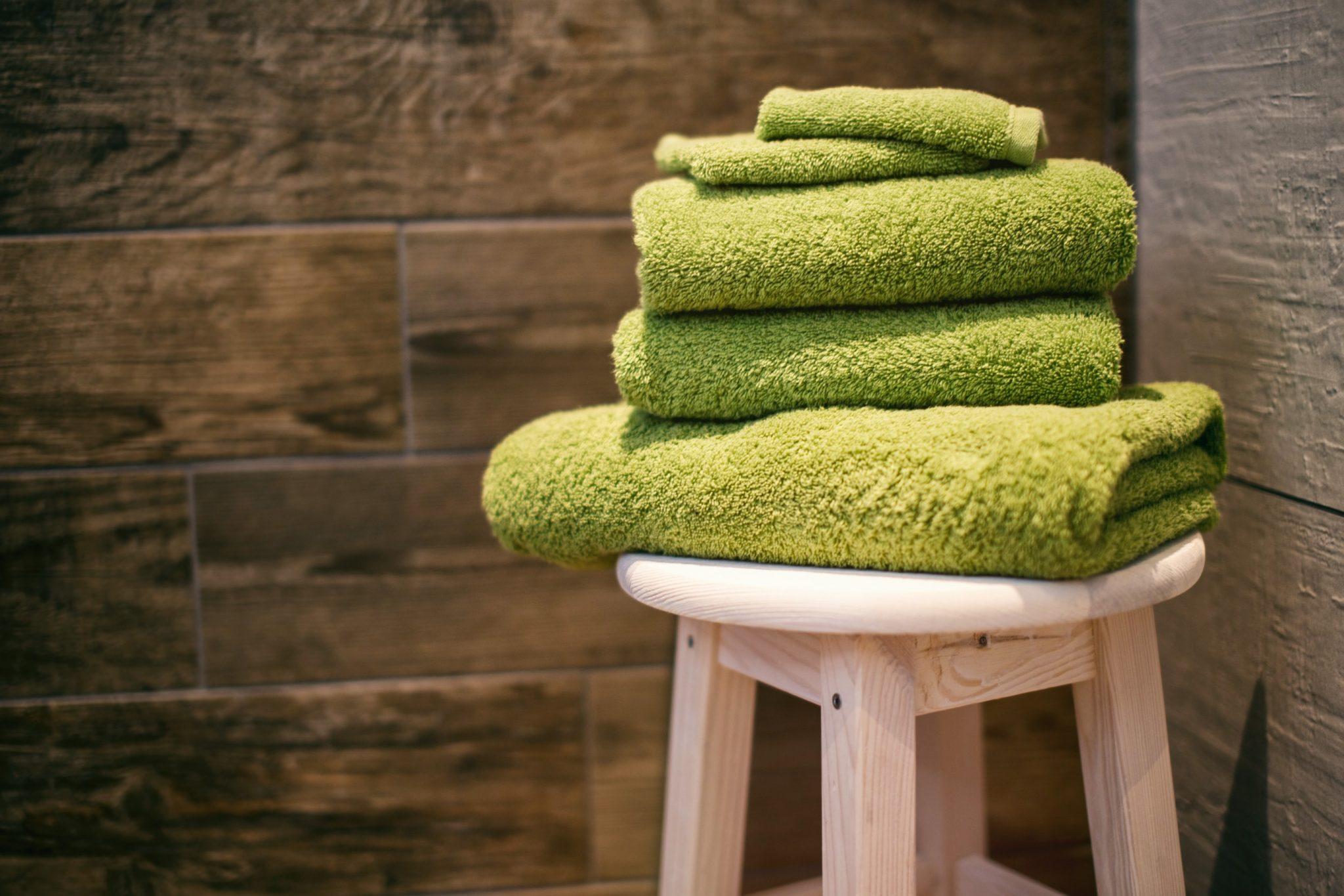 Toallas para la sauna